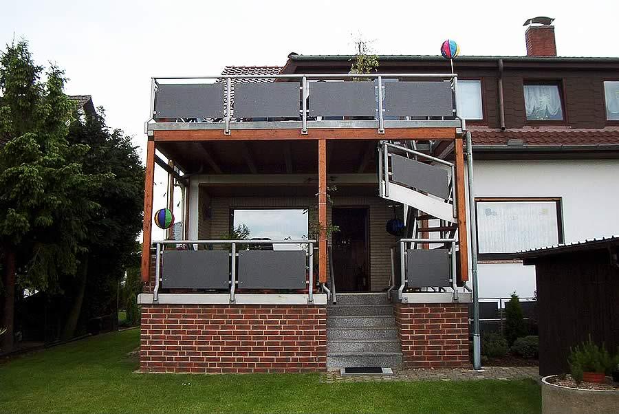 Unsere Leistungen Balkon Uberdachung Energetische Sanierung