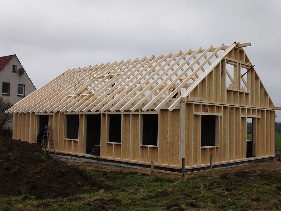 Unsere Leistungen Holzrahmenbau Energetische Sanierung